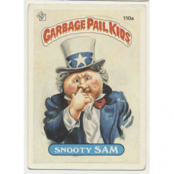 "GPK US OS3 - 110a ""Snooty..."