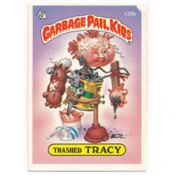 "GPK US OS4 - 129b ""TRASHED..."