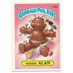 "GPK US OS4 - 125b ""WOODY..."