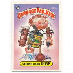 "GPK US OS4 - 129a ""SECOND..."