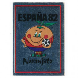 "Spain 82 - 3 - ""Naranjito -..."