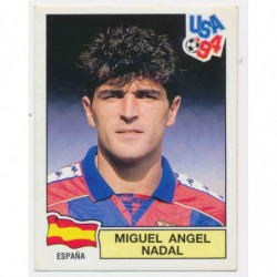 "USA '94 - 155 - ""Miguel..."