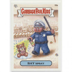 """GPK US BNS1 - 33a - """"Ray..."""
