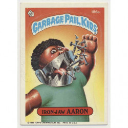 GPK US OS5 186a IRON-JAW...