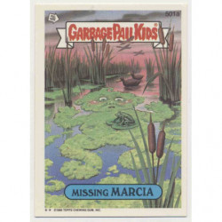 """GPK US OS13 - 501a """"Missing..."""