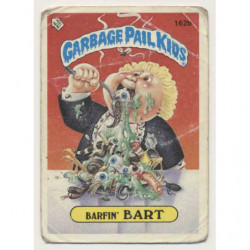 "GPK UK OS4 - 162b ""Barfin'..."