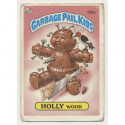 "GPK UK OS4 - 125a ""HOLLY..."