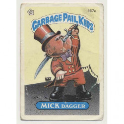 "GPK UK OS4 - 167a ""MICK..."