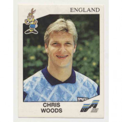 "EURO 92  - 95 ""CHRIS WOODS..."