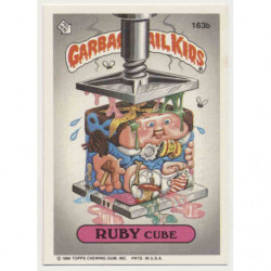 "GPK US OS4 - 163b ""RUBY..."